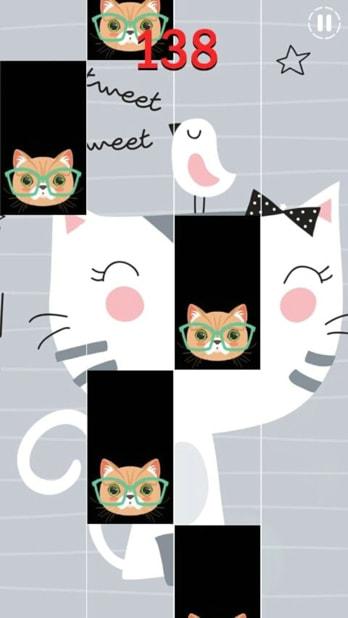 凯蒂猫钢琴块
