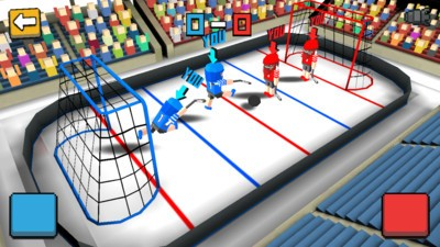 立方曲棍球3D