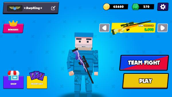 疯狂像素狙击手最新版